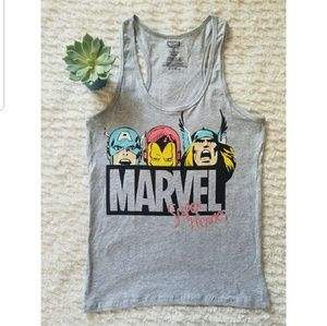 5 for $25 Marvel Tank Top